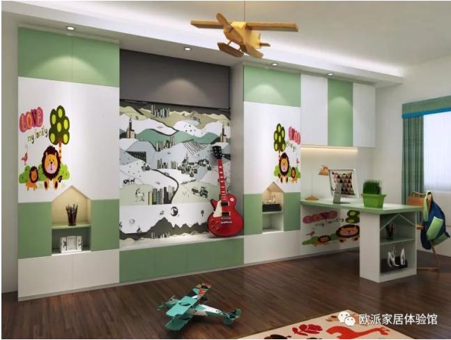 如何为儿童量身打造专属房间?