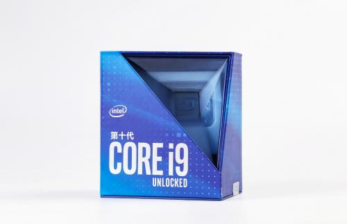 用影驰星曜内存搭配Intel十代酷睿i9使用会怎么样?