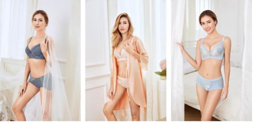 歌兰莉专业塑形美体内衣,让女性轻松展现健美形体