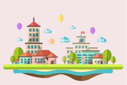 华本国际智慧校园系统,推动教育信息化建设