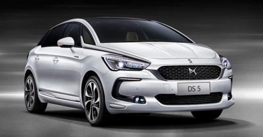 长安谛艾仕又有新车型上市?这个时候购买DS5就很划算了!