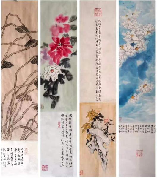 文人画家李晓光:绘画是一门文化碰撞的艺术!