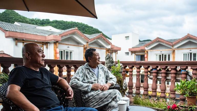 贵州桐梓:乡村旅游促收入,给力