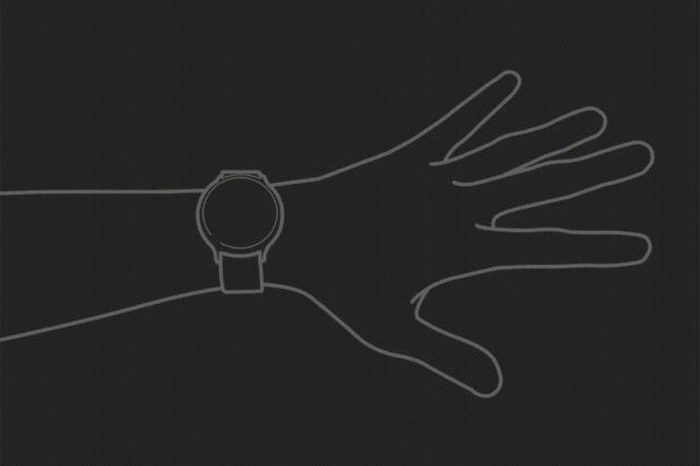 三星GalaxyWatch 3被披露不用手的手势:你可以握紧你的拳头来回应它