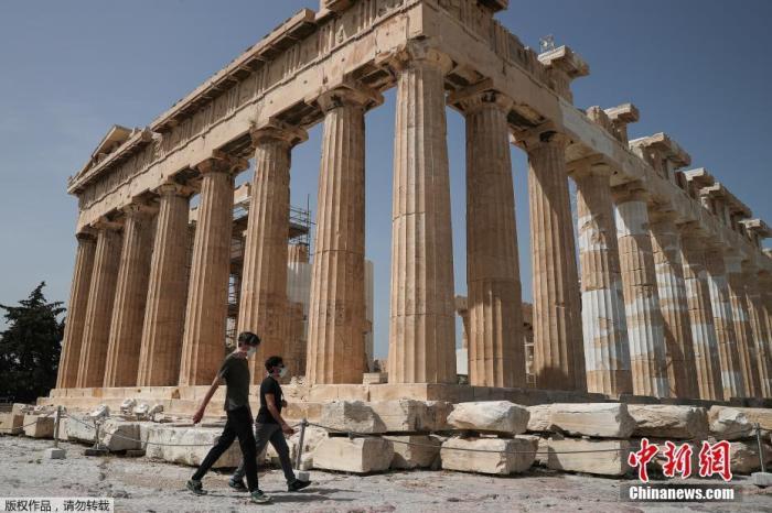 新冠肺炎的疫情打击了旅游业,希腊的酒店降价高达40%。
