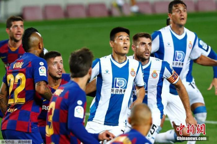 武磊本人同意留在西班牙队!下个赛季我们将和西B队比赛。