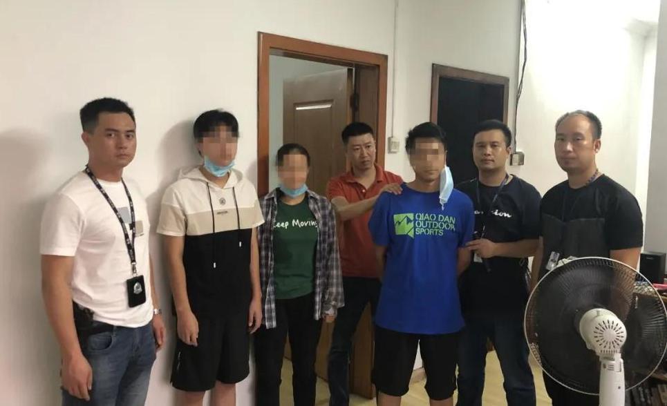 广西泉州警方21年来侦破文桥谋杀案