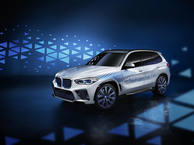 纯电力最好的代表是宝马X5氢气版将在批量生产中生产。