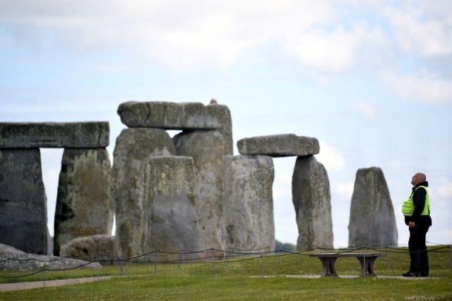 几十年前的样品,科学家发现了英国巨石阵巨石阵的源头