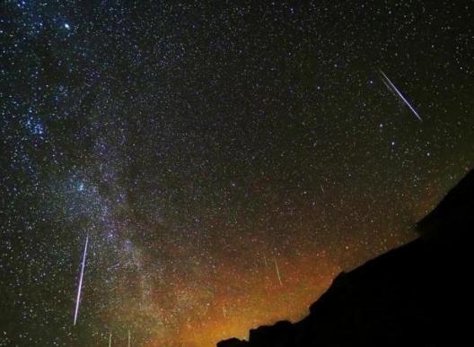 英仙座流星雨将于八月揭幕,观测指南就在这里!