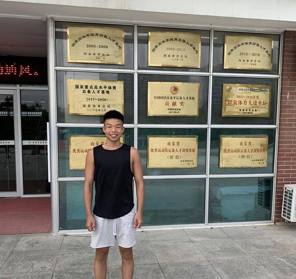 """考上北大 青岛的体育少年,""""走出了美好的未来"""""""