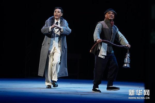 最初的现代昆曲梅兰芳是在南京演出的。
