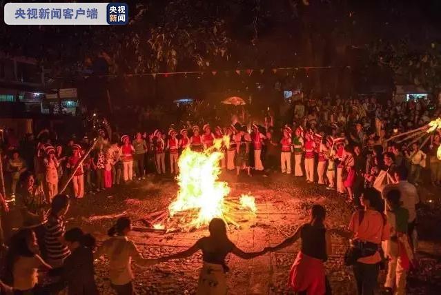 """云南大理2020""""火炬节暂停"""