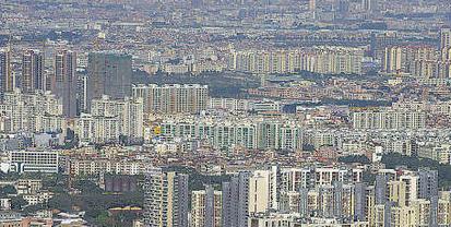 7月深圳房地产市场降温, 周末二手看房数量明显减少了 30% 以上