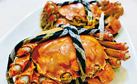 金秋吃蟹 :这样的吃法才更健康