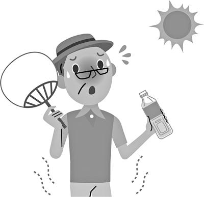 夏天多流汗是可以的。