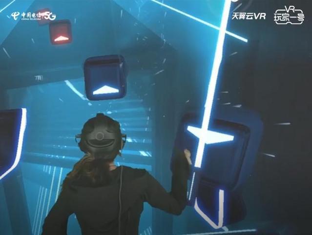天空翼云 VR 未来明星正式启动 5G+VR 梦想之旅