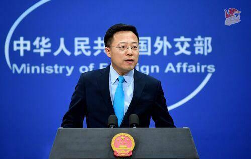 """97%的网民支持""""中国对美采取反抗对策""""外交部对此回应"""