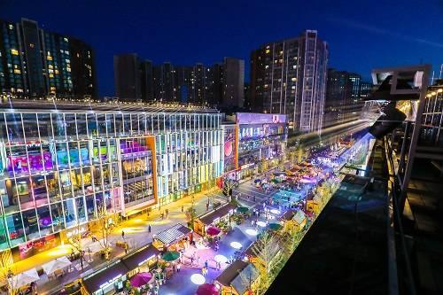 重塑望京街万科探索城市更新新途径