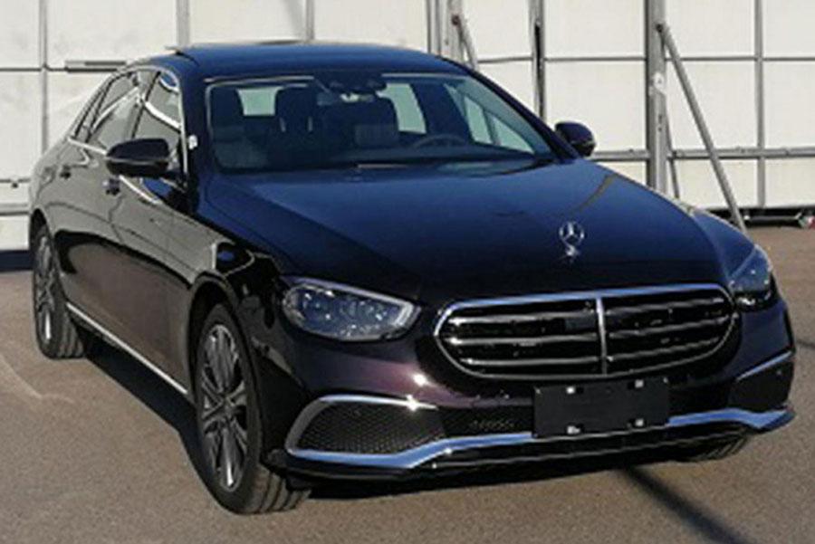 将于北京车展正式上市 新款北京奔驰E级的最新消息