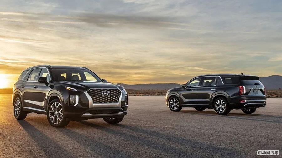 定位中大型SUV 现代PALISADE将于明天首发