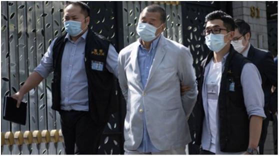 壹传媒股价今早狂泻近八成,港媒:香港证监已展开调查