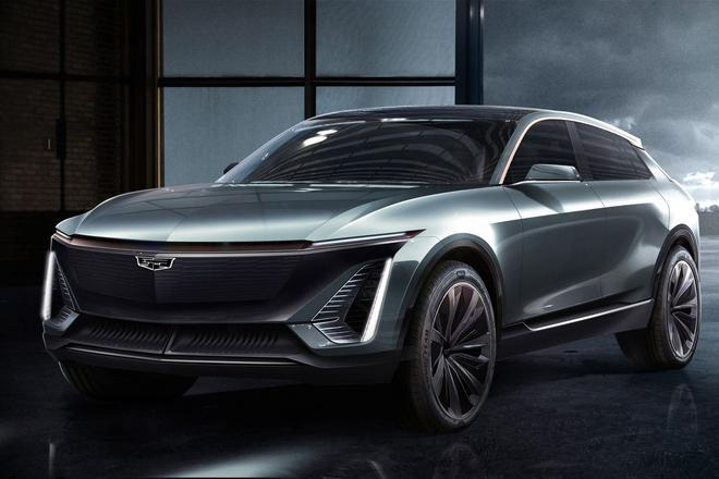 凯迪拉克第一款纯电动SUVLyriq价格公布