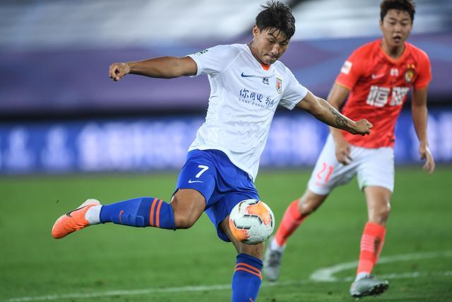 郭田雨:我希望在五年内成为中国足球的主力军