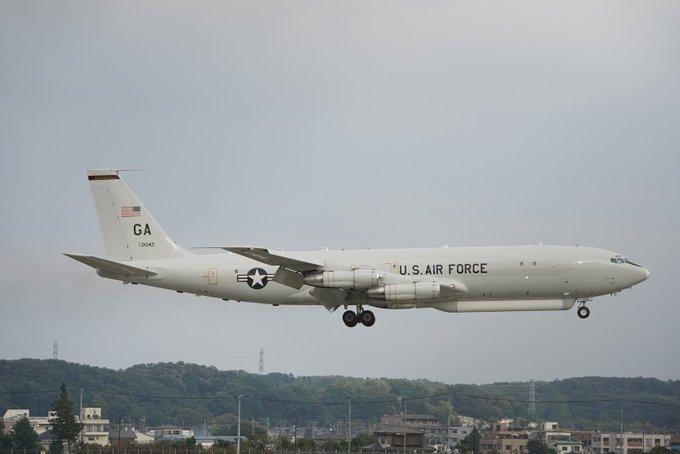 美国侦察机伪装民航机抵达中国沿海吗?事实是......