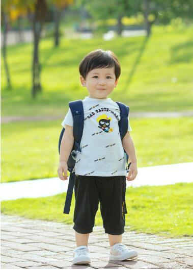 全棉时代:酷企鹅联合婴童服上市,舒适和凉爽,夏秋季节正好