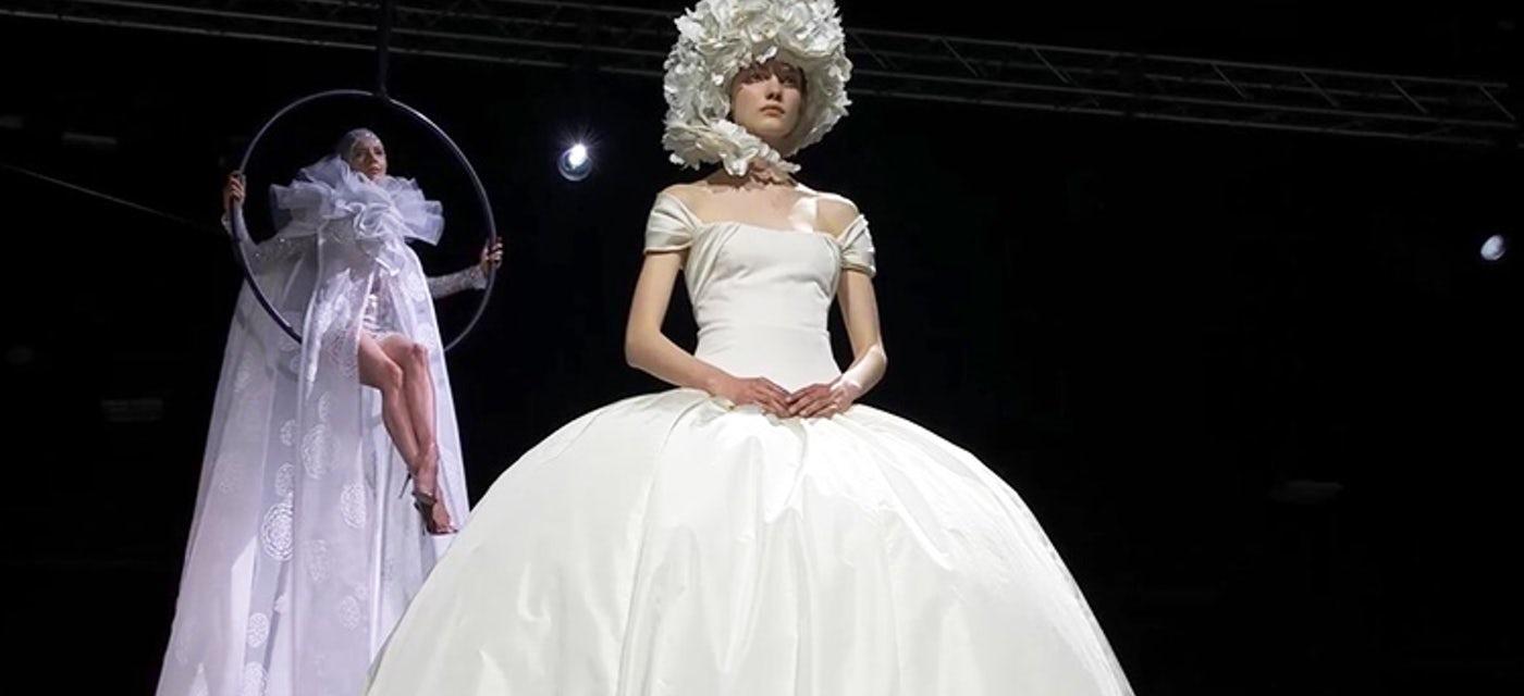 Valentino:数字化让高定的梦境成真