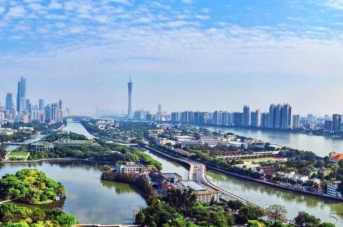 往年,广州进口增长速度处于全国主要外贸城市第的一位