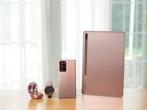 三星Galaxy Note20系列和多款新品面世了,构建智能般的生活