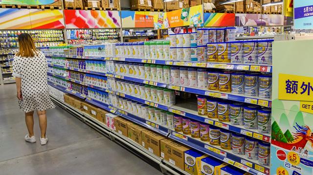 半年报告:奶粉企业增长分化,新国标影响或不少于配方注册制