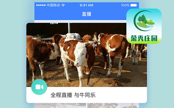 互联网养牛养羊不是笑谈,荣秀庄园真的让投资者盈利!