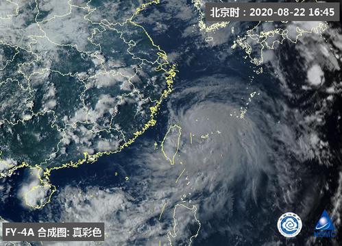 """应急管理部门:受台风""""百威""""影响,台湾、福建、浙江沿海可能有6-7级大风。"""