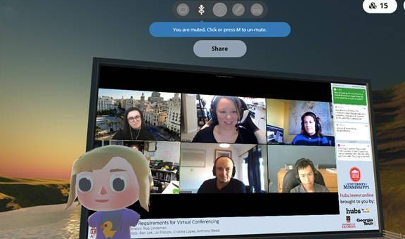Mozilla裁员重组后告知:侧重发展WebXR社交平台Mozilla Hubs