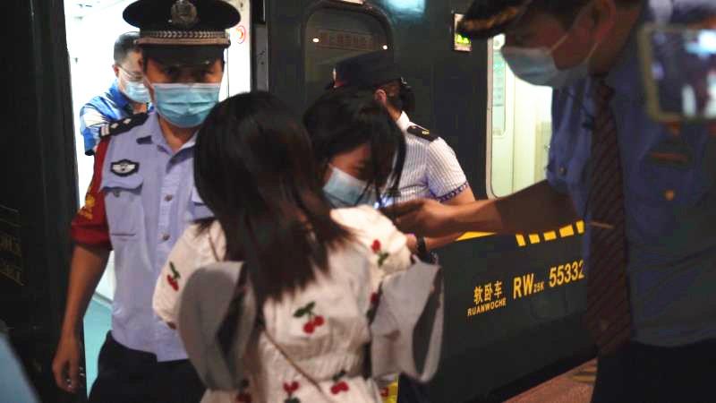 图片来源:中国铁路南宁局集团有限公司南宁客运段