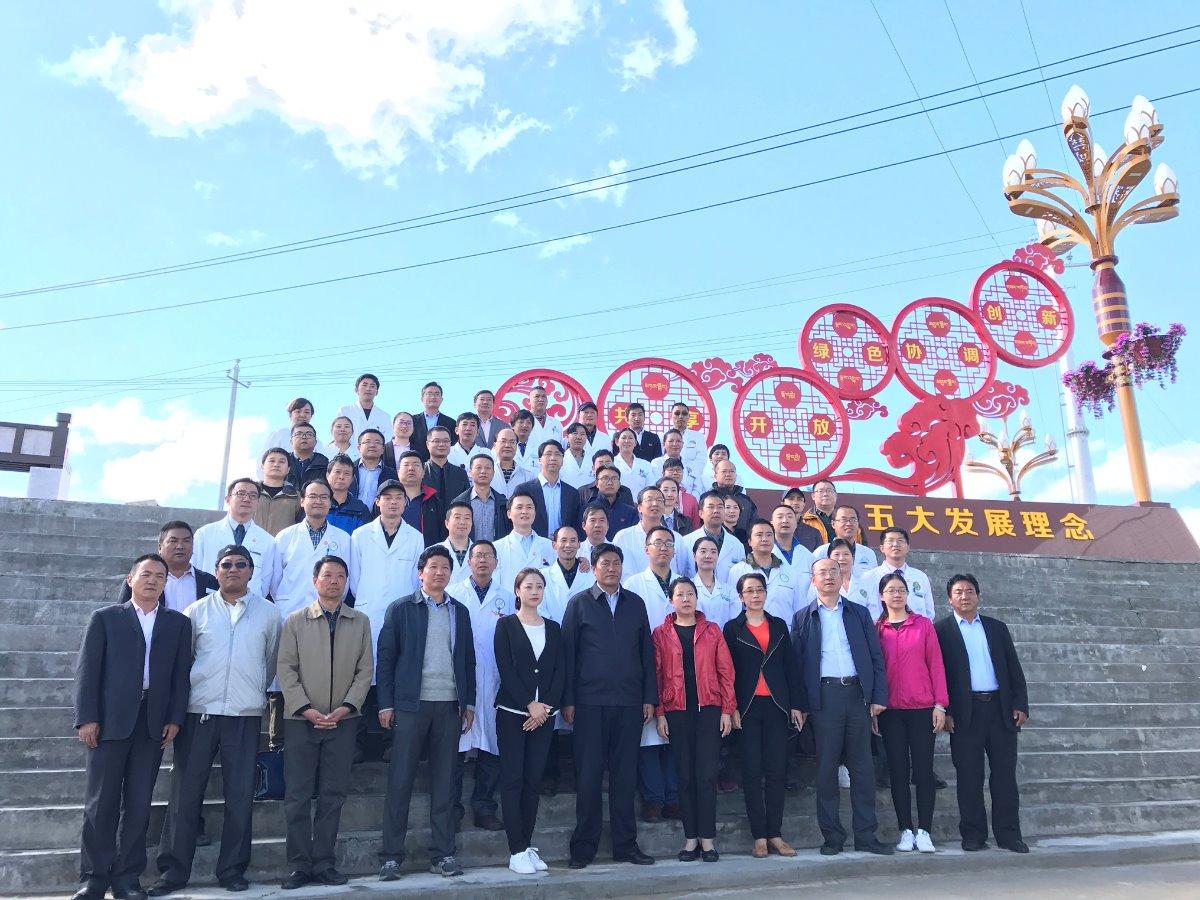 陕西医疗人才 组团式 援藏 创多项第一
