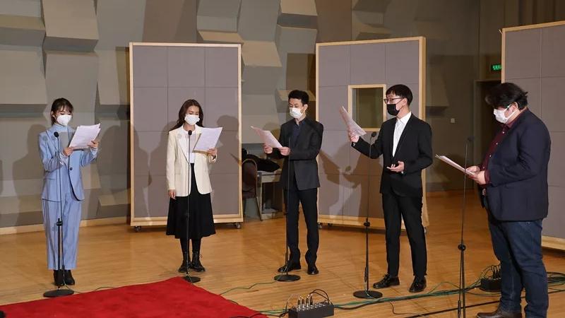 """国家大剧院:""""人民必胜""""抗击疫情主题演出这周将举行"""