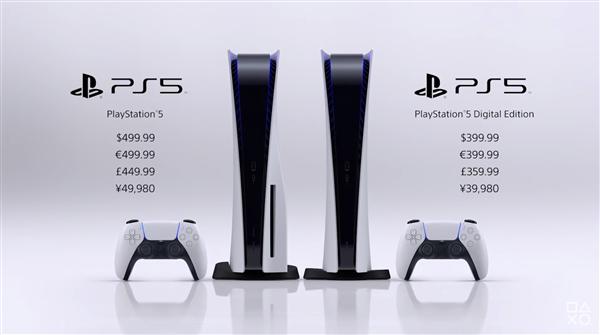 PS5预订已被索尼一秒抢光:预订量将超过PS4