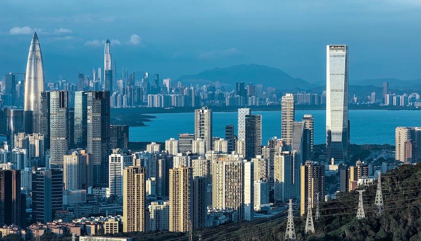 中国机遇之城报告:广深赶超香港,杭州被成都南京超越了