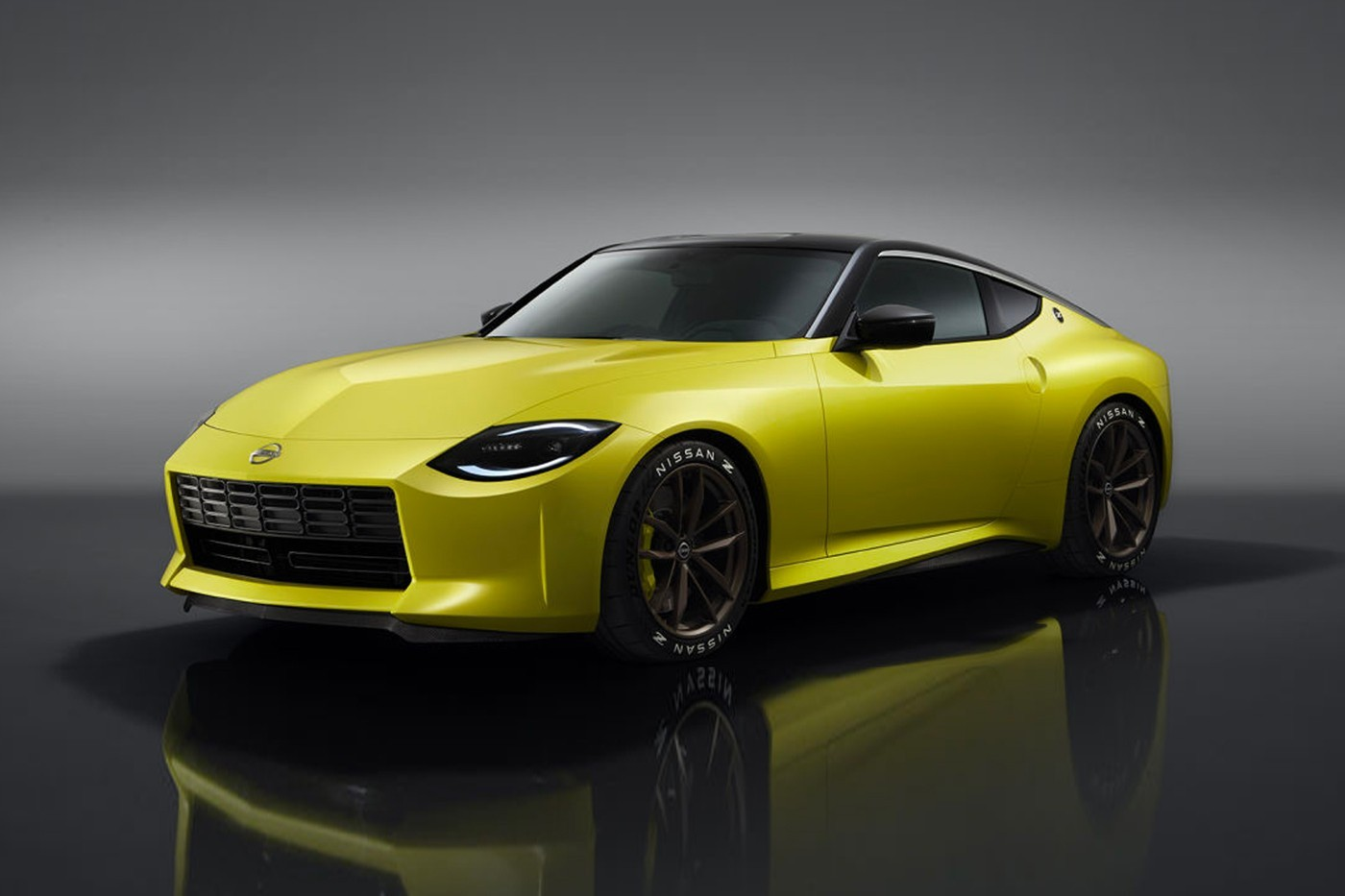 日产公布新的Z Proto车型