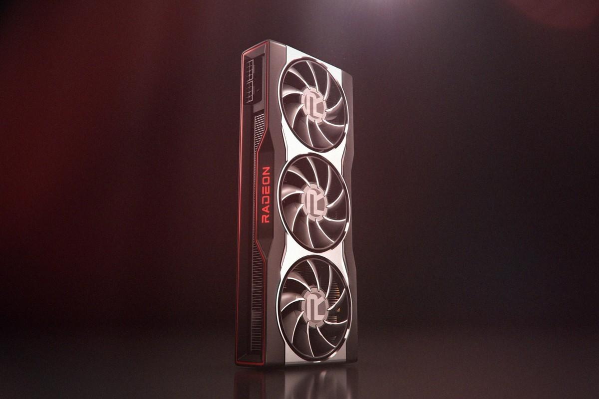 AMD在 Fortnite中展示其Radeon RX 6000 GPU