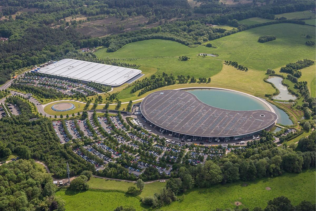 迈凯轮将以2.56亿美元的价格出售其全球总部