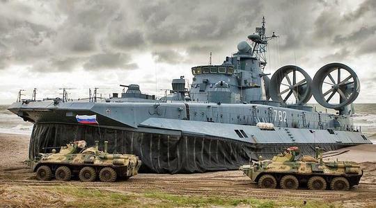 俄罗斯的军事实力位列世界第几