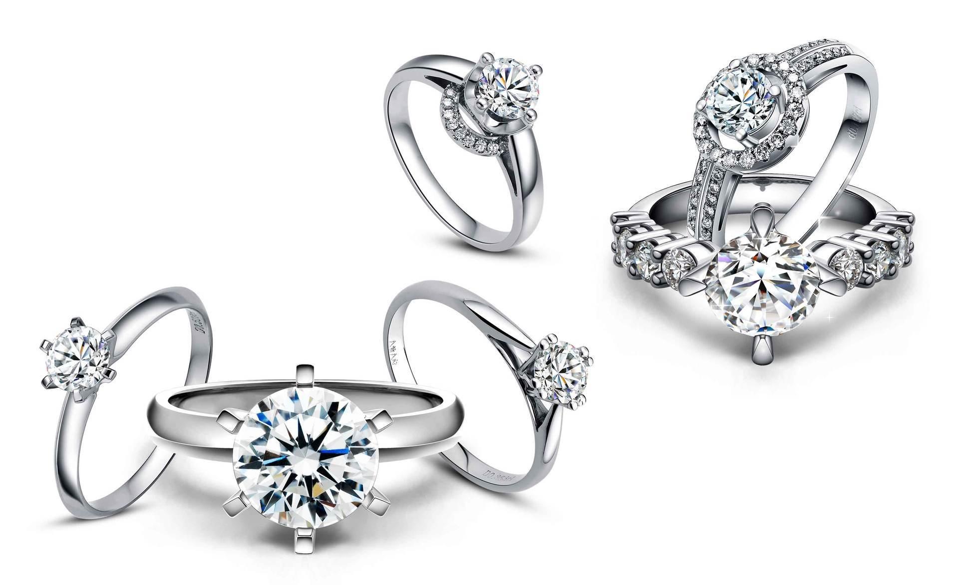 中国女性消费者调查:大多数人接受了钻石的培育