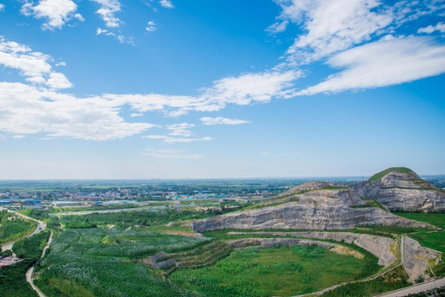 河北省最大的单一矿山处理工程已于年底竣工