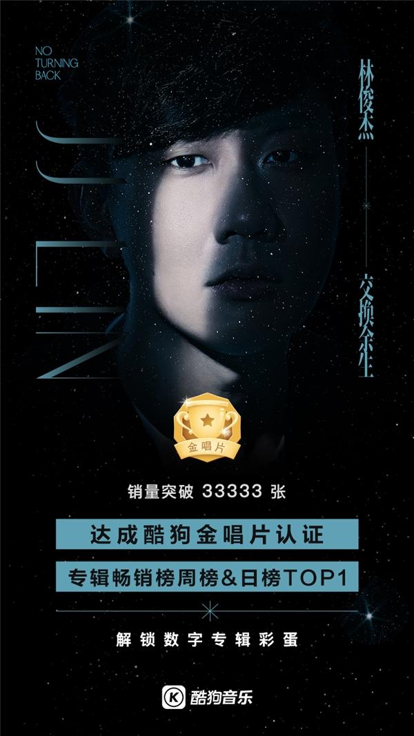 林俊杰全新单曲《交换余生》