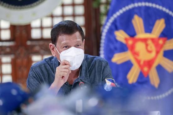菲总统宣布将国家灾情状态延长一年